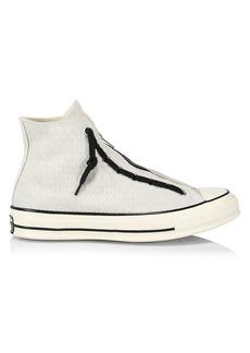 Converse Chuck 70 Favorite Zip High-Top Sneakers