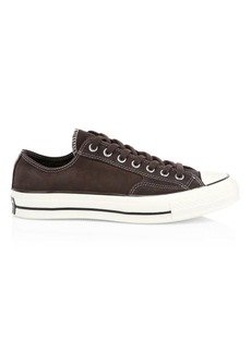 Converse Chuck 70 Ox Leather Sneakers