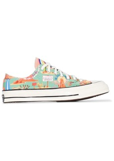 Converse Chuck lace-up canvas sneakers