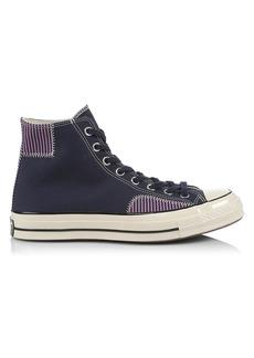 Converse Chuck Nautical High-Top Sneakers