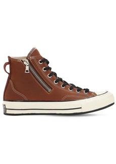 Converse Chuck Taylor 70's Sneakers W/ Riri Zip