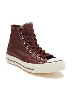 Converse Chuck Taylor All Star Barkroot Leather High Top Sneaker (Unisex)