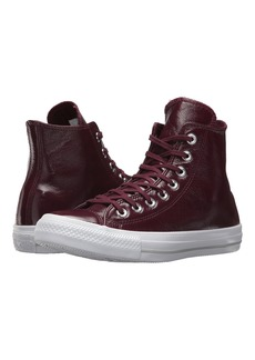 Converse Chuck Taylor® All Star® Crinkled Patent Leather Hi