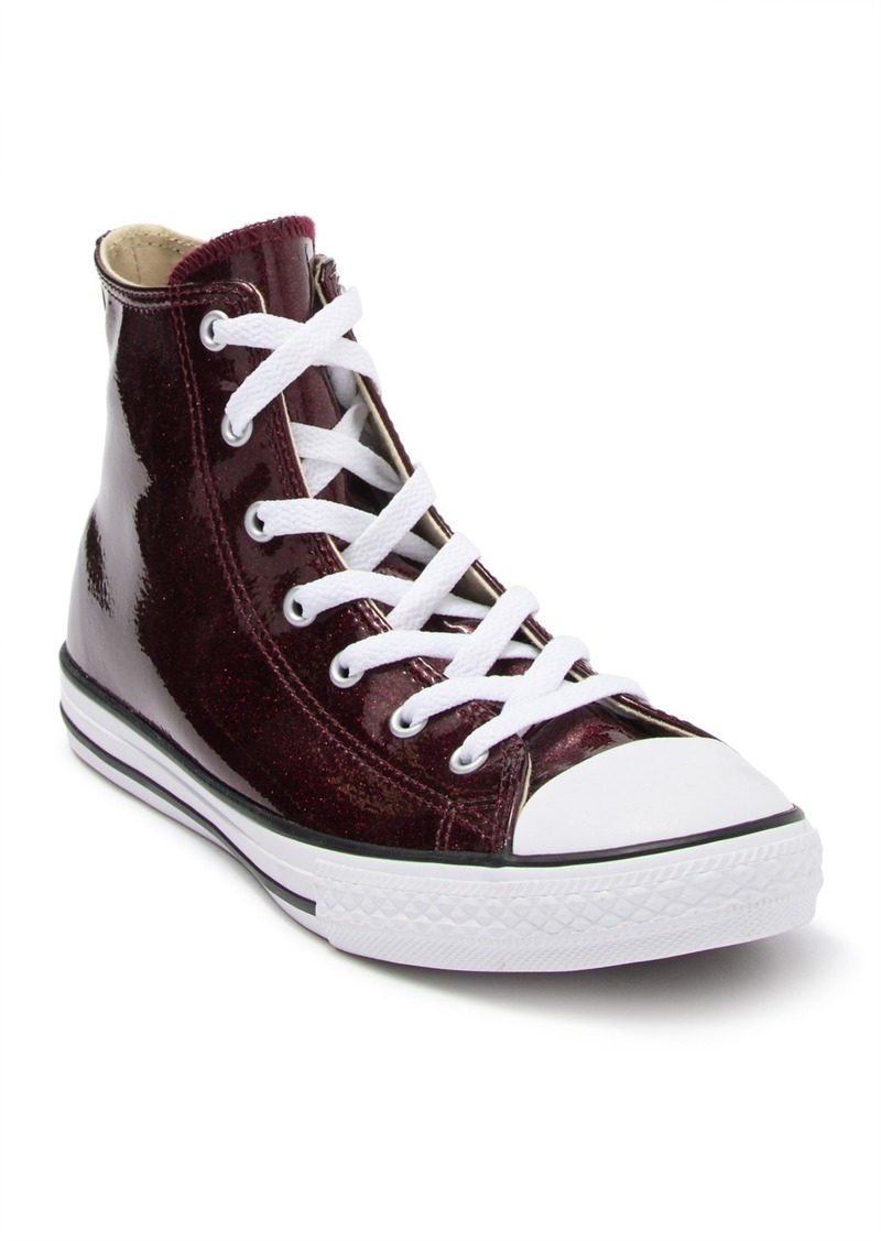Converse Chuck Taylor All Star Glitter High-Top Sneaker (Toddler, Little Kid, & Big Kid)