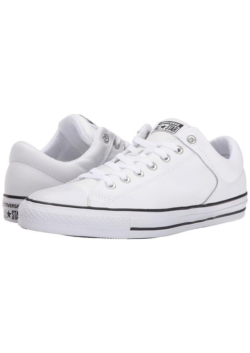 91db36a17560 Converse Chuck Taylor® All Star® Hi Street Ox Leather