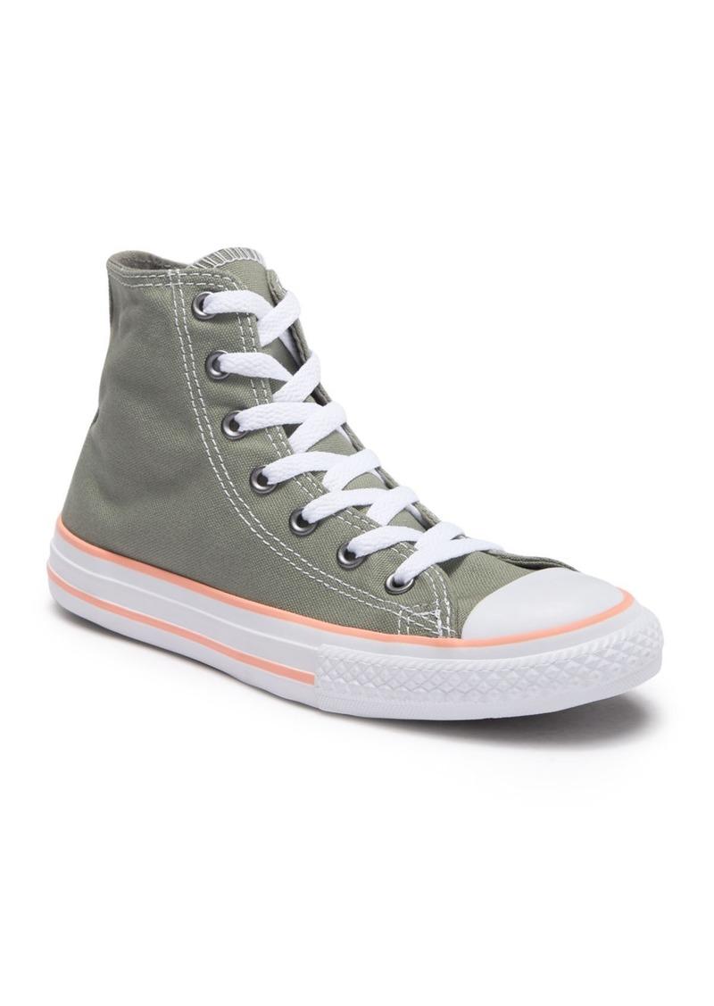 Converse Chuck Taylor All Star Hi-Top Sneaker (Little Kid)