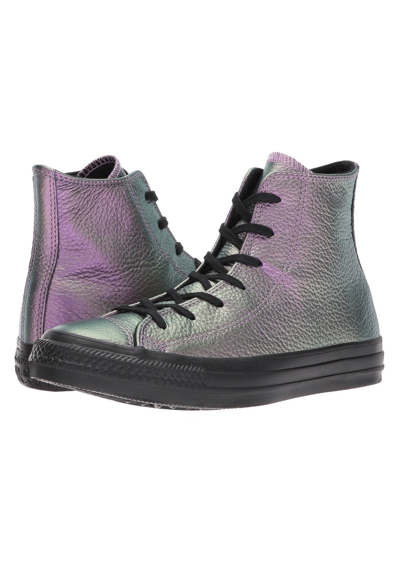 0eb46cb7b548 Converse Chuck Taylor® All Star® Iridescent Leather Hi