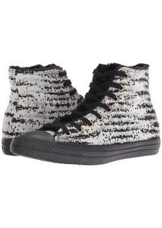 Converse Chuck Taylor® All Star® Knit + Fur Hi