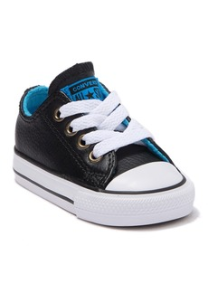 Converse Chuck Taylor All Star Leather Sneaker (Baby & Toddler)