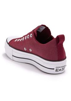 Converse Chuck Taylor All Star Lift Slip-On Sneaker
