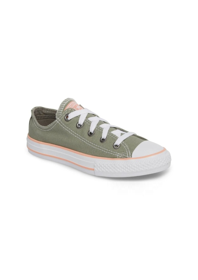 Chuck Taylor(R) All Star(R) Low Top Sneaker (Toddler, Little Kid & Big Kid)