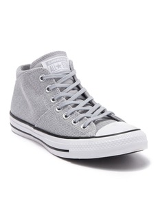 Converse Chuck Taylor All-Star Mid Wolf Grey Sneaker (Women)