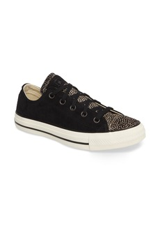 Chuck Taylor® All Star® Ox Genuine Calf Hair Sneaker (Women)