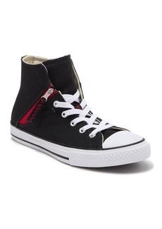 Converse Chuck Taylor All Star Pull-Zip High Top Sneaker (Toddler, Little Kid, & Big Kid)