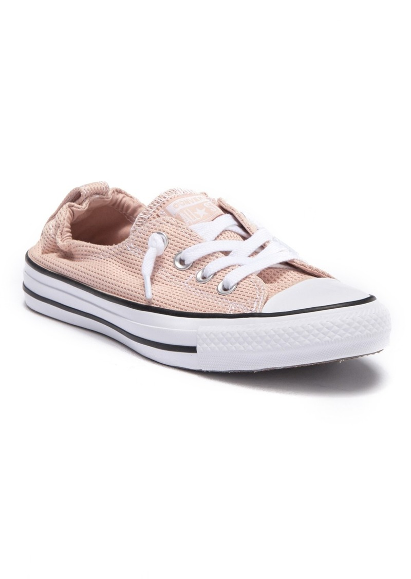 Chuck Taylor All Star Shoreline Peached Twill Sneaker (Women)