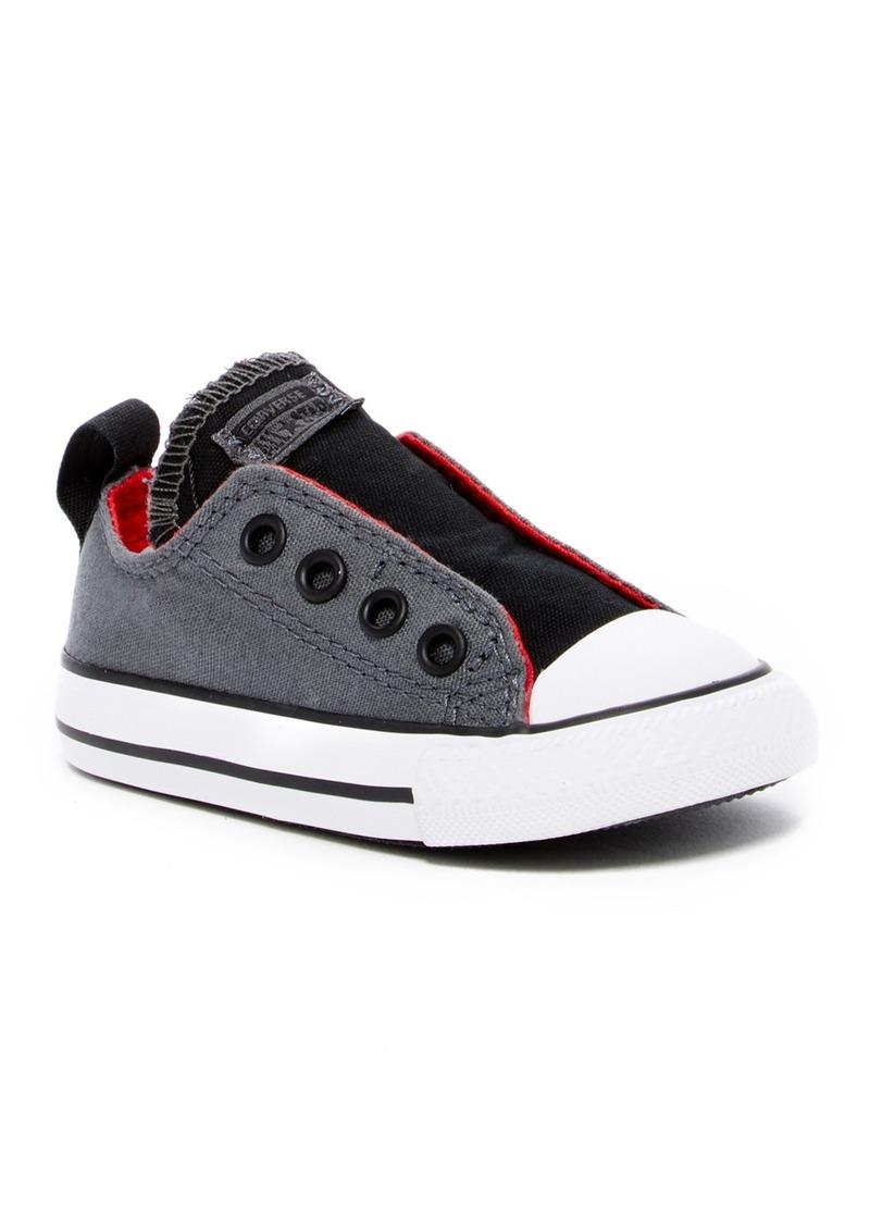 Converse 'Simple' Slip-On Sneaker (Baby, Walker & Toddler) (Regular Retail Price: $34.95)