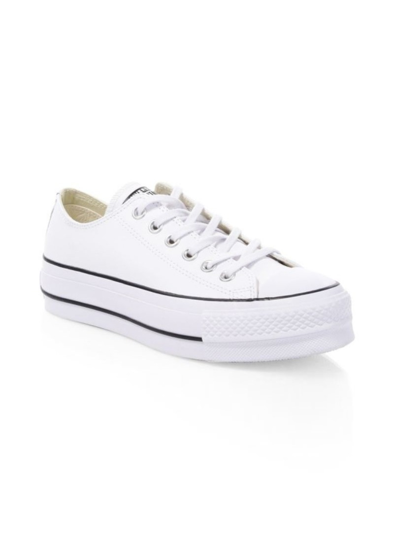 2converse lift lether