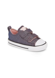 Converse Chuck Taylor All Star Space Star 2V Sparkle Sneaker (Baby & Toddler)