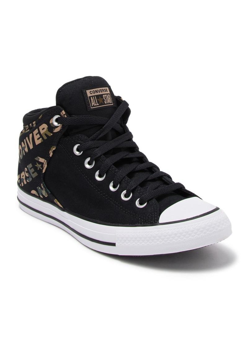 Converse Chuck Taylor All Star Street Canvas Mid Sneaker (Unisex)