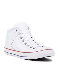 Converse Chuck Taylor All Star Street Leather High Top Sneaker