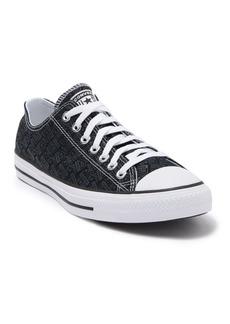 Converse Chuck Taylor All Star(R) Logo Print Canvas Sneaker (Unisex)