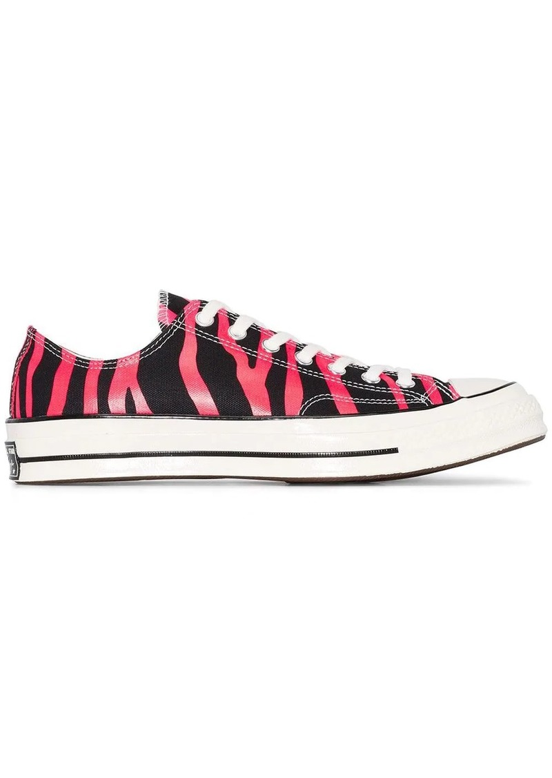 Converse Chuck Taylor archive-print low-top sneakers
