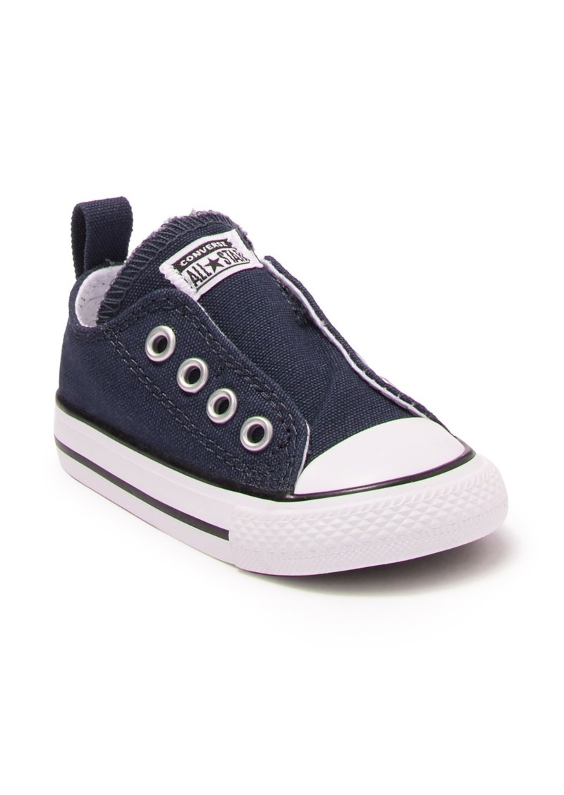 Converse Chuck Taylor Simple Slip-On OX Sneaker (Baby & Toddler)