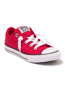 Converse Chuck Taylor Street Slip-On Low Top Sneaker (Toddler, Little Kid & Big Kid)
