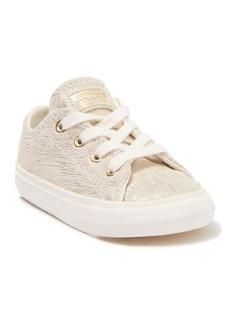 Converse Chuck Taylor(R) All-Star Metallic Sneaker (Toddler)