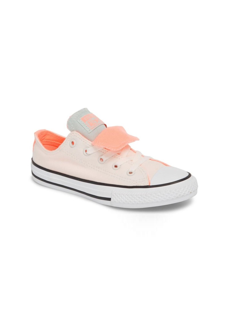 ab8266687 Converse Chuck Taylor(R) All Star(R) Double Tongue Sneaker (Baby ...