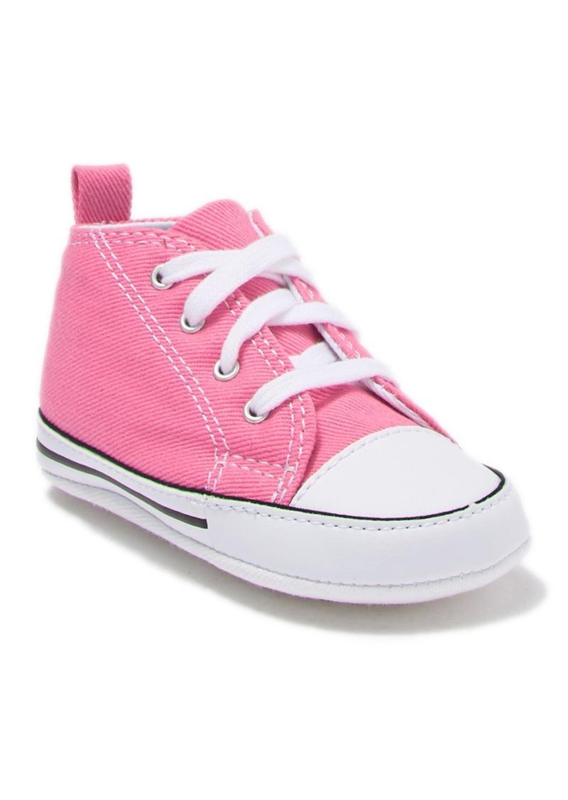 Converse Chuck Taylor(R) All Star(R) High Pink Sneaker (Little Kid & Big Kid)