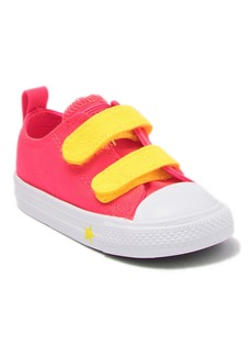 Converse Chuck Taylor(R) All Star(R) Ox Racer Pink Sneaker (Baby & Toddler)