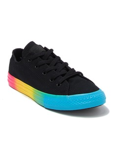 Converse Chuck Taylor(R) All Star(R) Ox Rainbow Sole Sneaker (Toddler & Little Kid)
