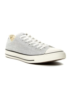 Converse Chuck Taylor(R) All Star(R) Washed Canvas 'Ox' Sneaker (Women)