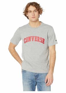 Converse Collegiate Text Short Sleeve Tee