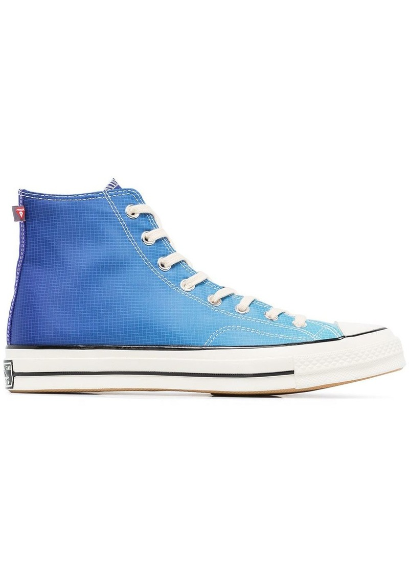 Converse Blue Primaloft Chuck 70 high top sneakers