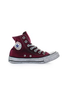 Converse All Star High Canvas Maroon Chuck Taylor Sneaker Ltd Ed Women