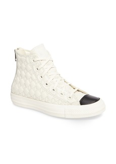 Converse All Star® Quilted High Top Sneaker (Women)