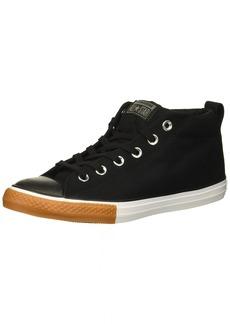 Converse Boys' Chuck Taylor All Star Street Cozy Mid Sneaker