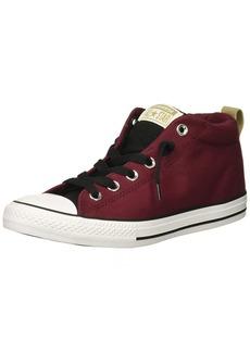 Converse Boys' Chuck Taylor All Star Street Mid Sneaker