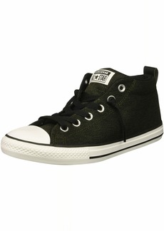 Converse Boys' Chuck Taylor All Star Two-Tone Street Mid Sneaker