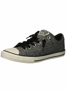 Converse Boys' Chuck Taylor All Star Two-Tone Street Slip On Low Top Sneaker