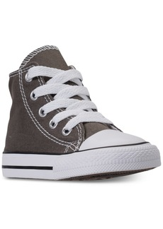 Converse Boys' Chuck Taylor Hi Casual Sneakers from Finish Line