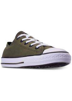 Converse Boys' Chuck Taylor Ox Casual Sneakers from Finish Line