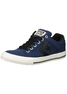 Converse Boys' El Distrito Ripstop Canvas Low Top Sneaker
