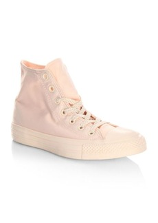 Converse Brushed Shield Canvas High-Top Sneakers