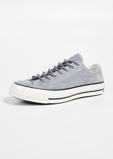 Converse Chuck 70 Base Camp Suede Low Top Sneakers