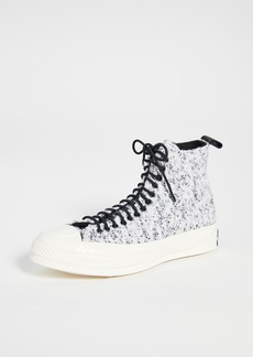 Converse Chuck 70 Flocked Wooland Fleece Sneakers