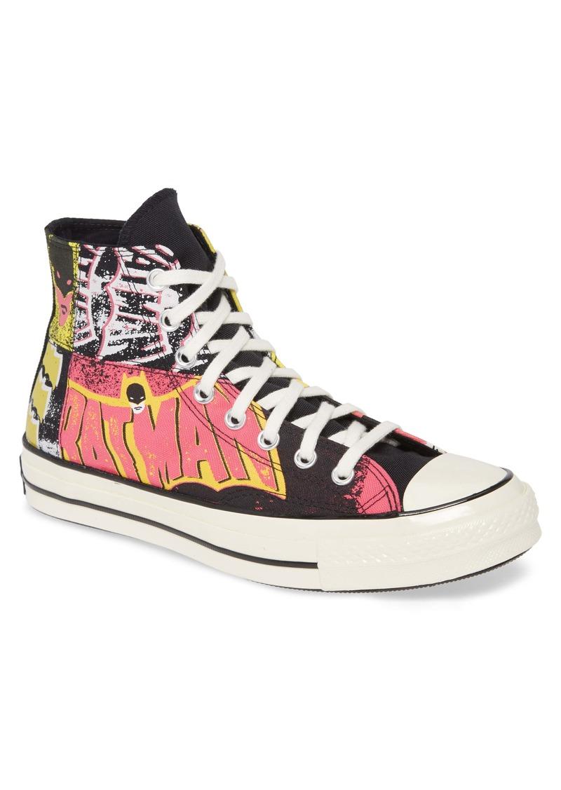 Converse Chuck 70 Hi x Batman Sneaker (Men)