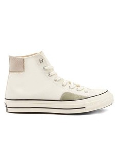 Converse Chuck 70 high-top canvas trainers